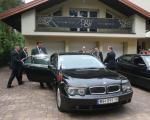 Prezydent Mołdawii Marian Lupu z wizytą w firmie P&V Sp. z o.o.